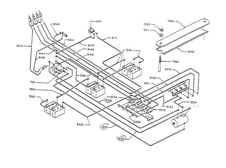 48 Volt Yamaha Golf Cart Wiring Diagram