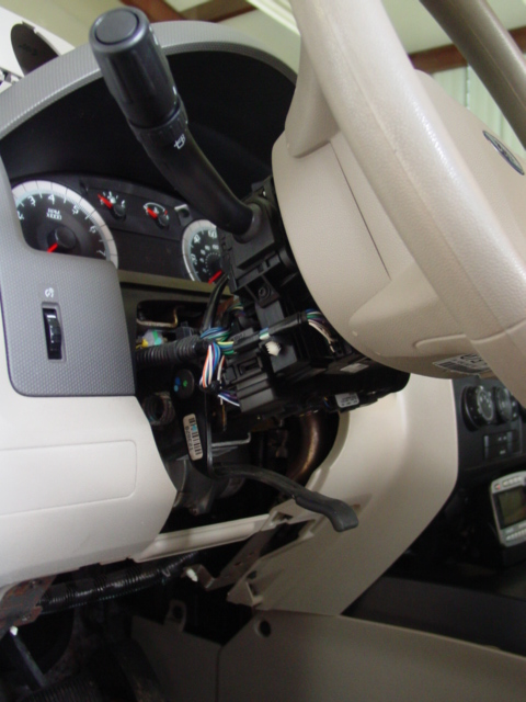 escape city com • view topic code alarm pro ca501 remote start on the 2008 escape there is a little pocket to the right of the steering column that is the perfect spot to zip tie the rs bapass unit in