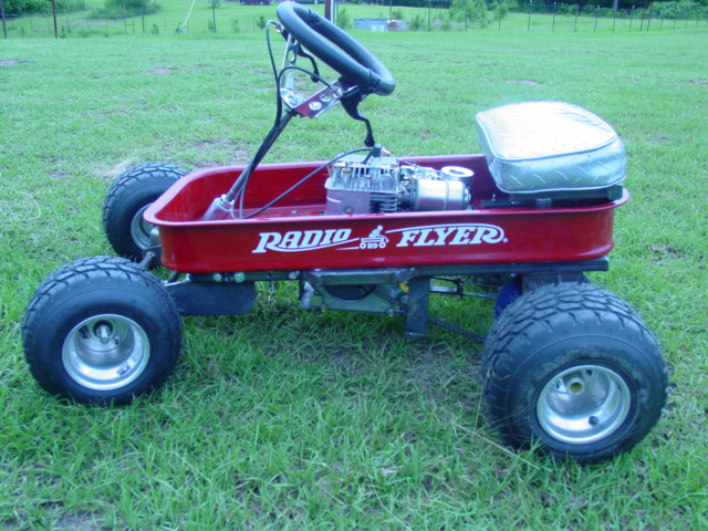 radio flyer go kart plans autos post